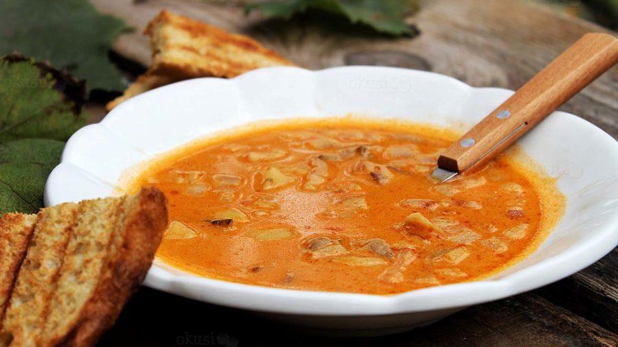 Prijedlog za hladne dane: Zagorska juha s vrganjima i krumpirom