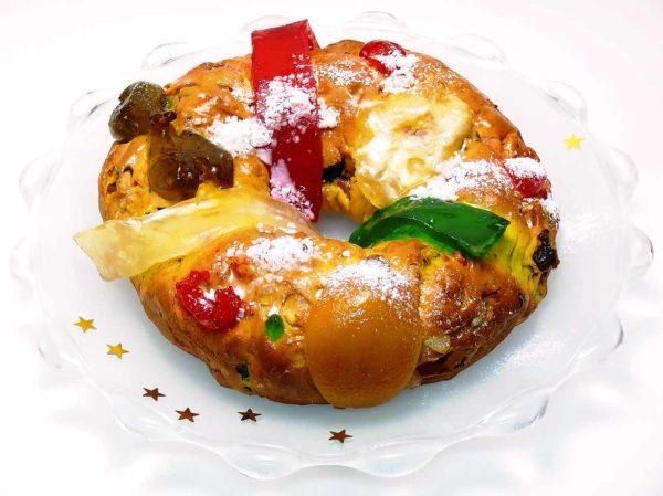 Kraljevski kolač za Sveta tri kralja by Okusi.eu